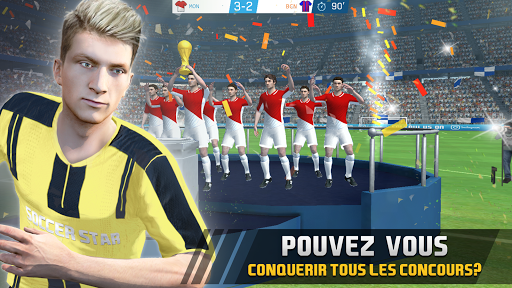 Soccer Star 2018 Top Leagues · Jeux de football  captures d'écran 4