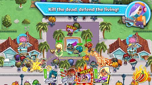 Guns'n'Glory Zombies screenshot 2