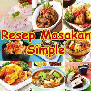 Resep Masakan Simple