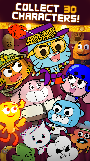 Super Slime Blitz - Gumball- screenshot thumbnail