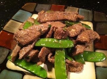 Bulgogi Beef N Snow Peas Recipe