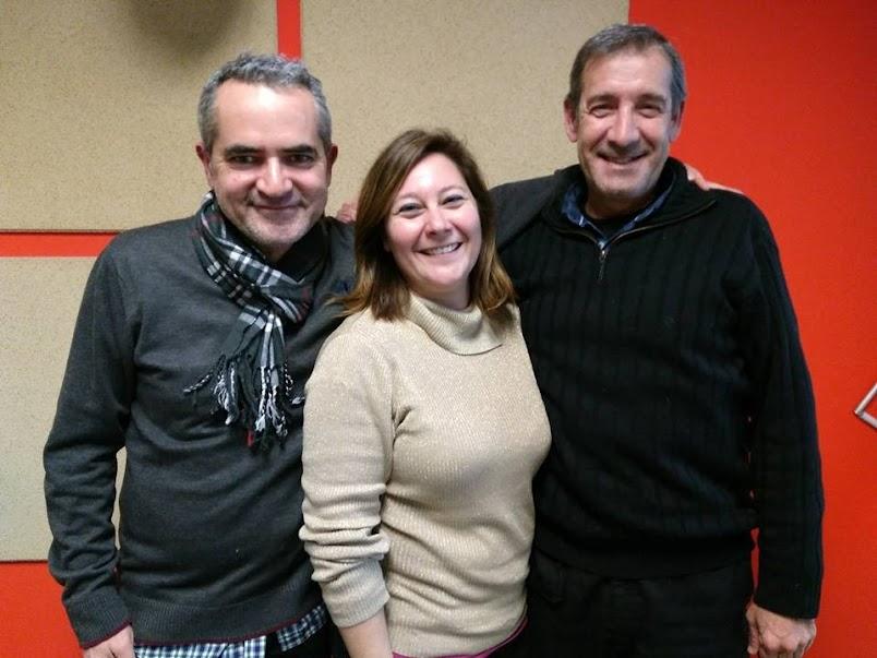 Hablemos de Fallas en UPV-RADIO. Programa nº 32. Salvador Carsí.