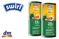 Angebot für Swirl® Öko-Müllbeutel mit Zugband 20l und 35l im Supermarkt