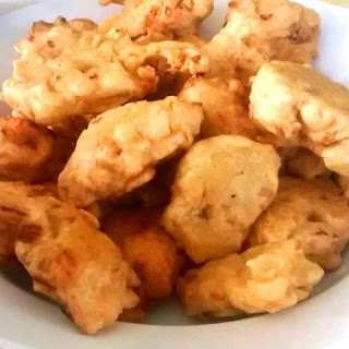 Onion Fritters.