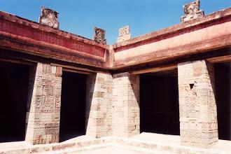 Photo: #004-Teotihuacan - Le palais Quetzalpapalotl
