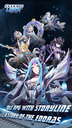 Goddess Legion: Silver Lining - AFK RPG 6.0 de.gamequotes.net 1