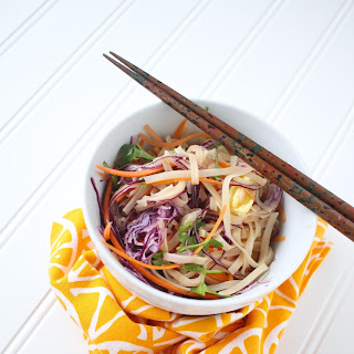 Veggie-Packed Pad Thai