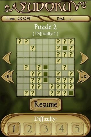 Sudoku Free screenshot 3