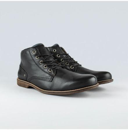Sneaky Steve Crasher leather black