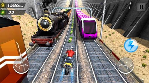 Subway Rider - Train Rush  screenshots 4