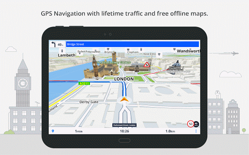 GPS Navigation & Maps Sygic screenshot 9