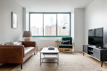West 56th Street Furnished Apartment, Manhattan