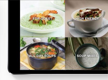 Soup Recipes – Soup Cookbook app 17