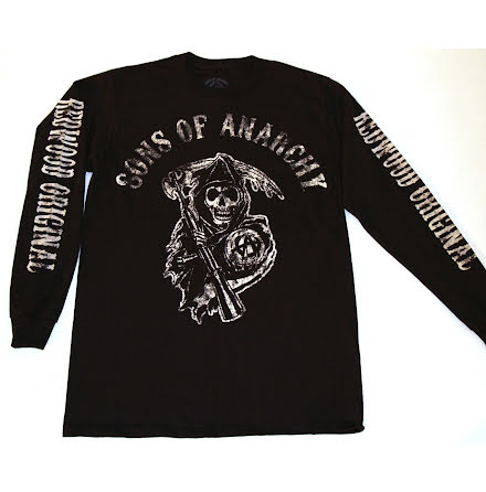 T-Shirt Long Sleeve - Fear The Reaper