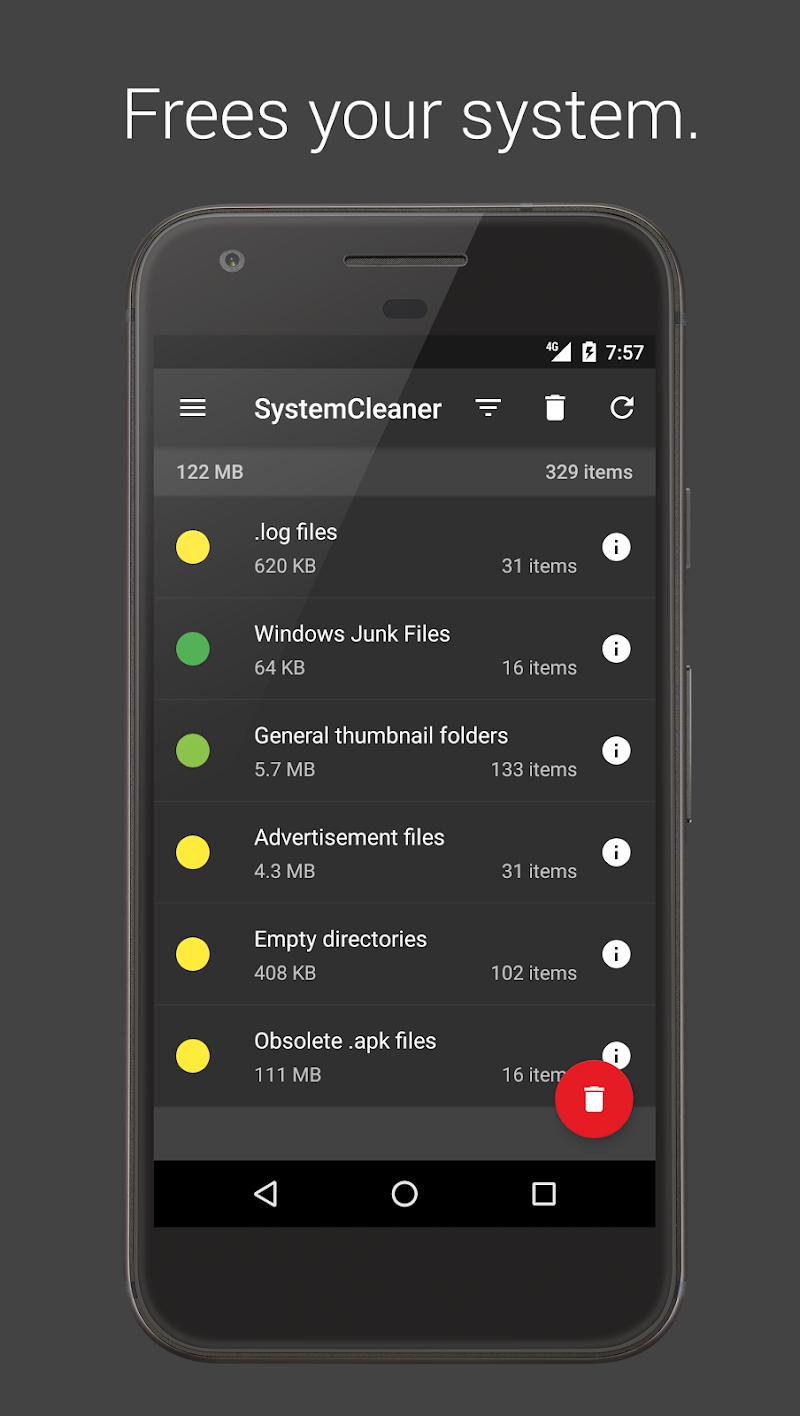 SD Maid Pro - Unlocker Screenshot 4