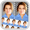 Passport Size Photo Maker icon