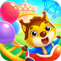 Kids learning games for girls & boys 2-4 years old icon