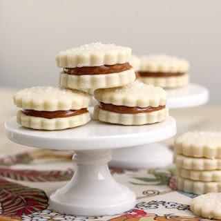 Dulce de Leche Sandwich Cookies (Alfajores).