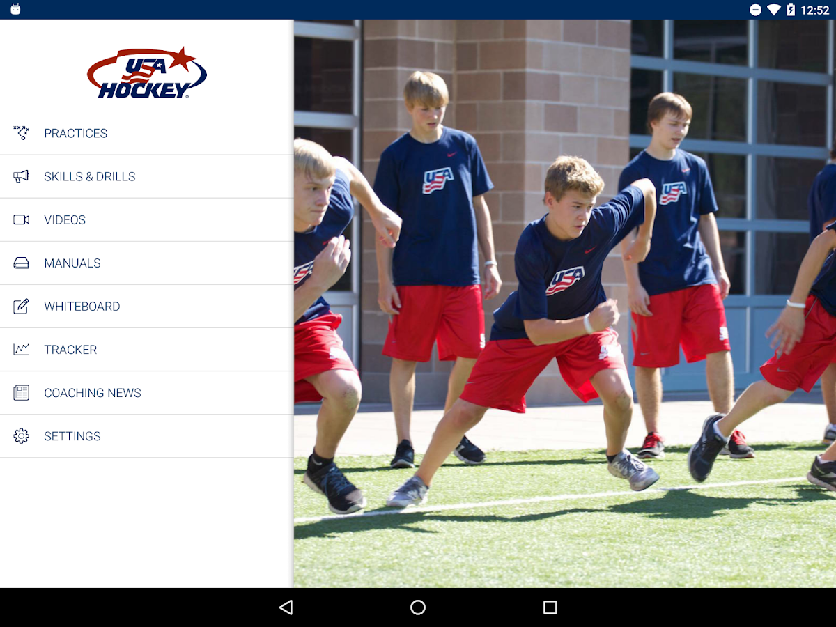 USA Hockey Mobile Coach- screenshot