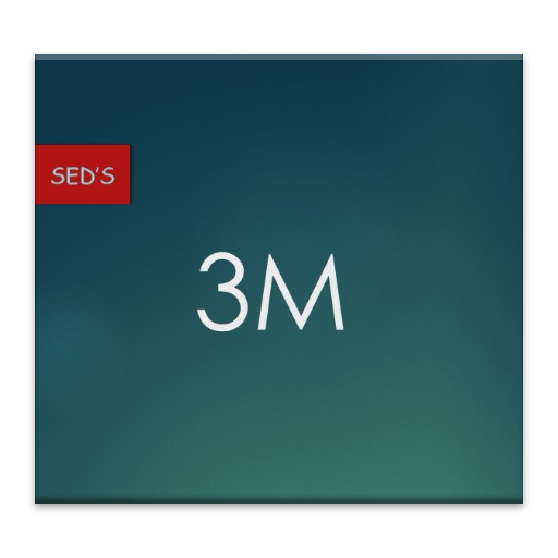 Sed's: 3M Flashcards for PC