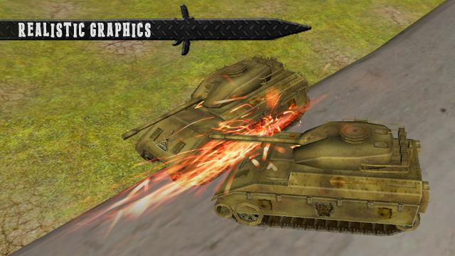 Скриншот Extreme Tank Attack