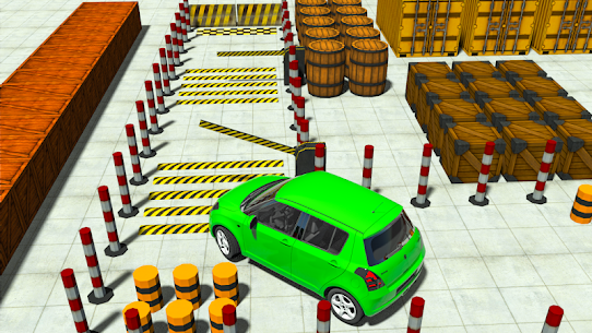 Advance Car Parking Game: Car Driver Simulator 6