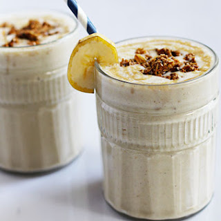 Dreamy Banana Tahini Smoothie Recipe