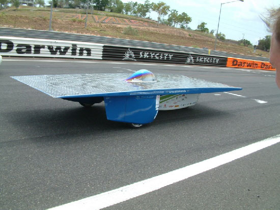 Bridgestone World Solar Challenge 2005