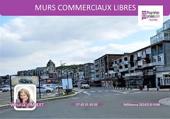 locaux professionels à Le Tréport (76)