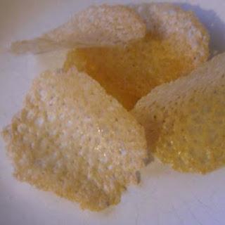 Smoked Paprika & Parmesan Crisps