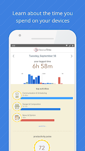 RescueTime Time Management and Digital Wellness 5.1.26