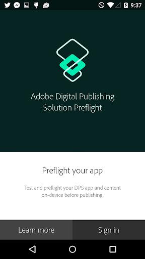 DPS Preflight
