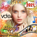 New Year Video Maker 2021 icon