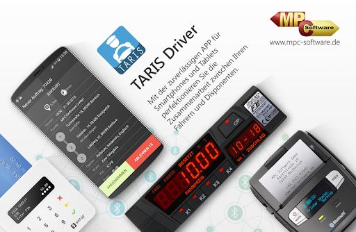 taris-driver screenshot 1