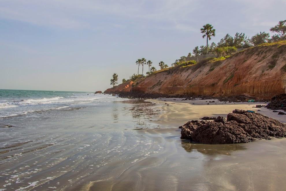gambia-stranden