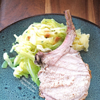 Piquant Cabbage-Bacon-Onion Saute Recipe