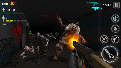 Zombie Shooter - Survival Games  screenshots 9