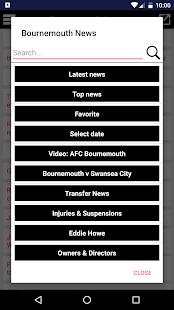 Latest Bournemouth News - náhled