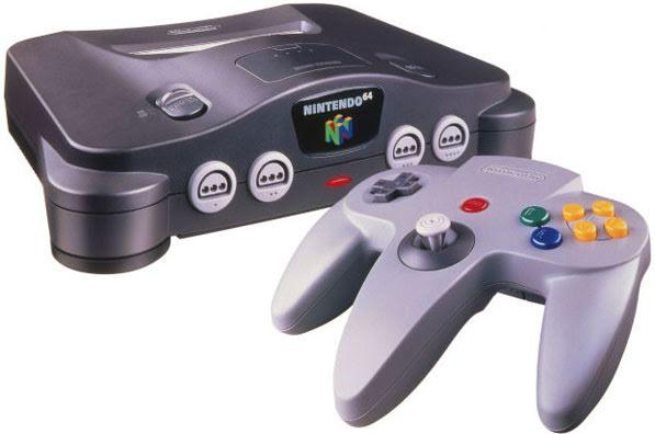 Nintendo 64 Consoles
