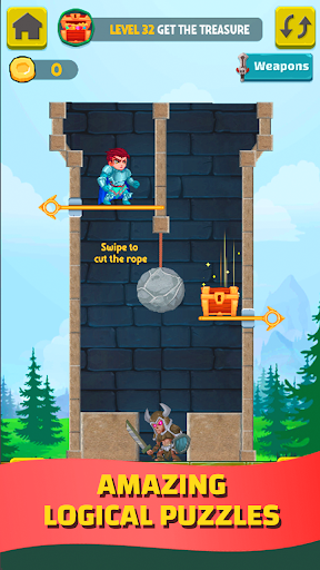 Hero rescue screenshot 4