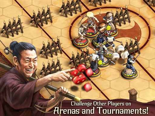 Warbands: Bushido - Tactical Miniatures Board Game 0.231 screenshots 12