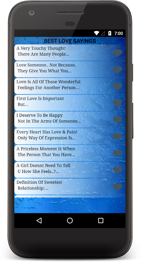 Screenshots of All Status Messages Collection & Quotes 2017 for iPhone