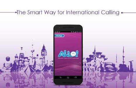 AlloApp - Intl Calling & TopUp screenshot 0