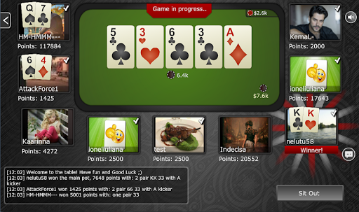 Poker Trophy - Online Texas Holdem Poker 1.4.4 Mod screenshots 1