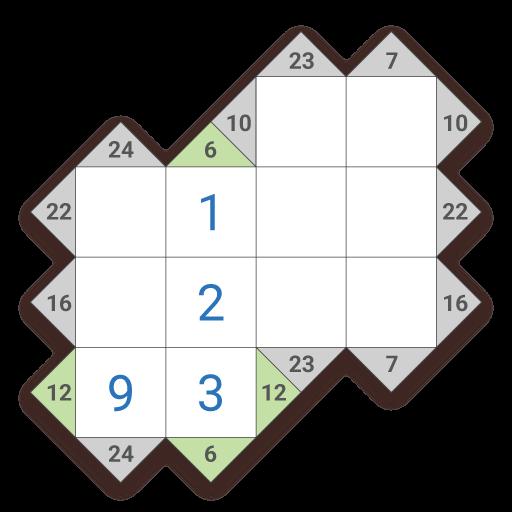 Kakuro (Cross Sums)