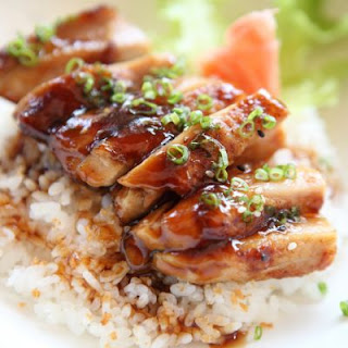 Chicken Teriyaki in a Flash