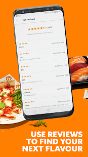 Download Just Eat UK - Takeaway Delivery For PC Windows and Mac apk screenshot 5