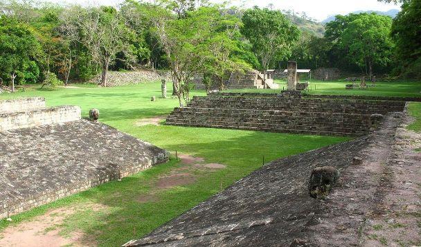 Ruina de Copán