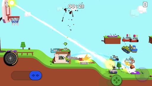 BOOM Tank Showdown screenshot 4
