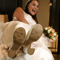 Wedding photographer Ronchi Peña (ronchipe). Photo of 10.04.2018